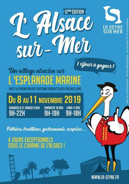 12 ans de l'Alsace sur Mer à La Seyne-sur-Mer - 0