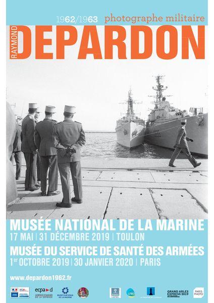 Conférence – Le tour de France de Raymond Depardon à Toulon - 1