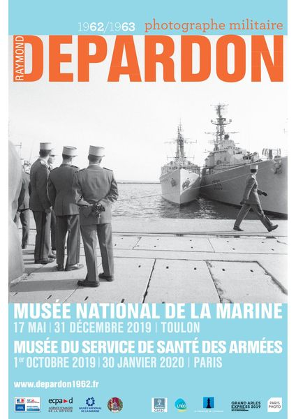 Visite guidée de l'exposition « Raymond Depardon » à Toulon - 0