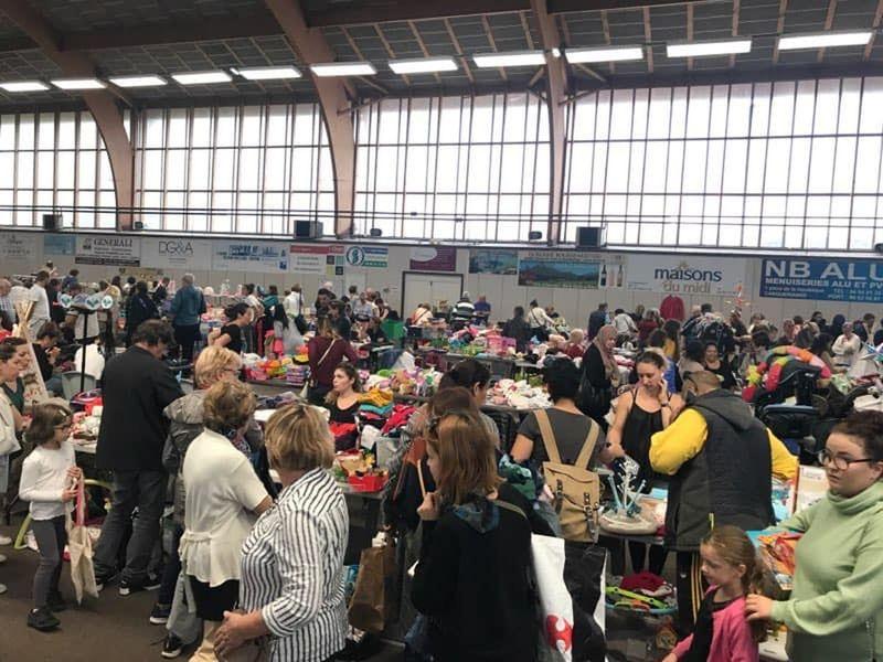 Bourse aux Jouets et Vêtements à Carqueiranne - 1