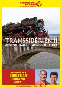 Cinéma – Connaissance du Monde / Transsibérien II à Toulon - 0