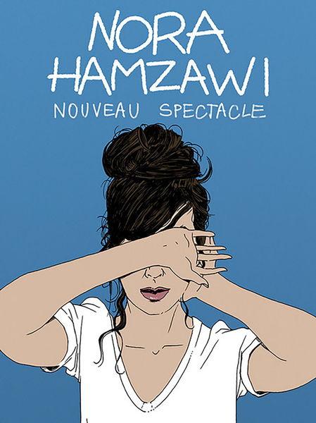 Nora Hamzawi One Woman Show à Hyères - 1
