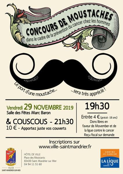 Concours de moustaches à Saint-Mandrier-sur-Mer - 0