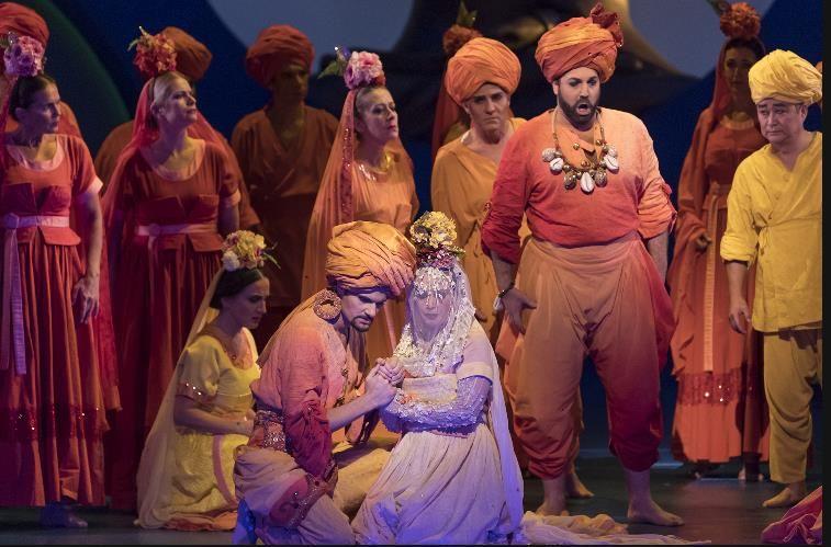 Opéra « Les Pêcheurs de Perles » à Toulon - 1
