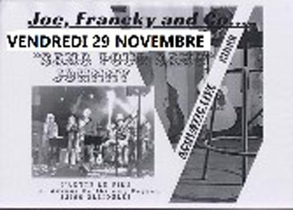 Dîner concert avec Joe Francky and Co à Ollioules - 0