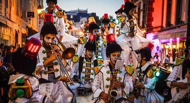 Parades de Noël à Toulon à Toulon - 0