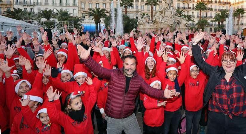 Concerts Chorale Choeur du Sud Noël à Toulon à Toulon - 0