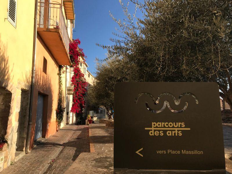 Les ateliers du Parcours des Arts à Hyères - 0