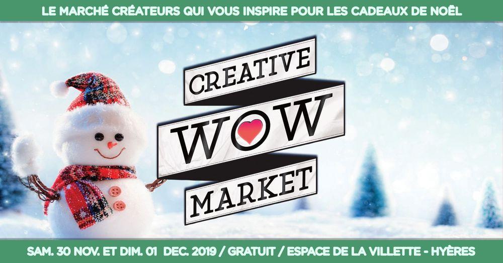 WoW Creative Market à Hyères - 0