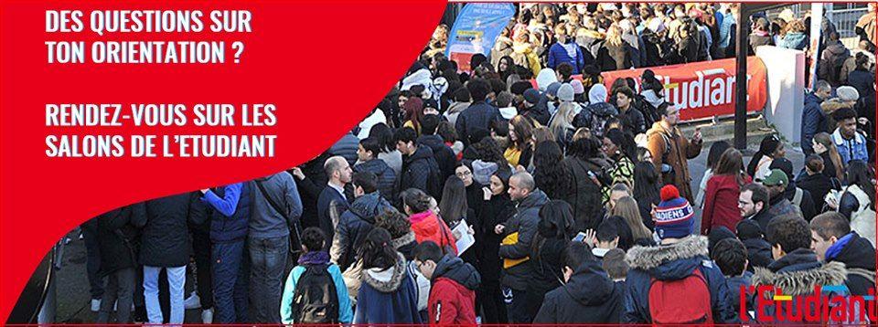 Salon du lycéen et de l'étudiant à Toulon - 1