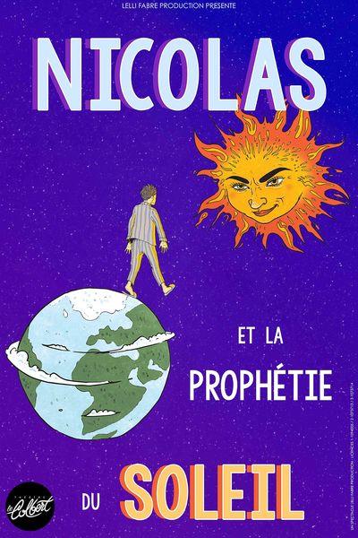 Jeune Public – Nicolas et la prophétie du soleil à Toulon - 0