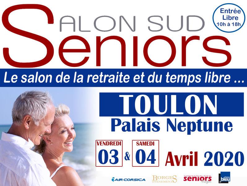 Reporté – Salon Sud Seniors à Toulon - 2