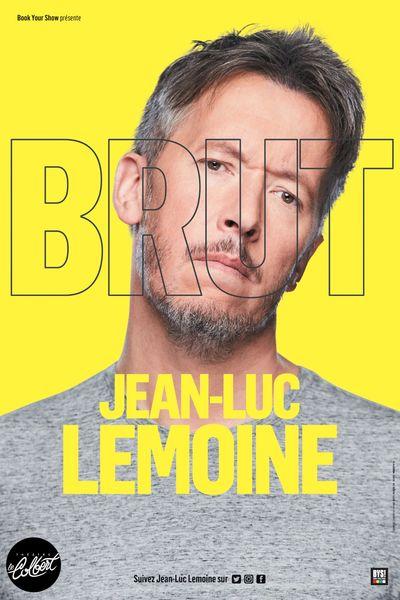 Spectacle – Jean-Luc Lemoine / Brut à Toulon - 0