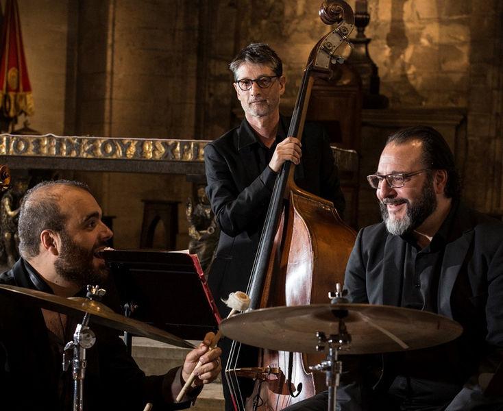 """Concert """"Bach Coltrane & Raphaël Imbert"""" à Ollioules - 2"""