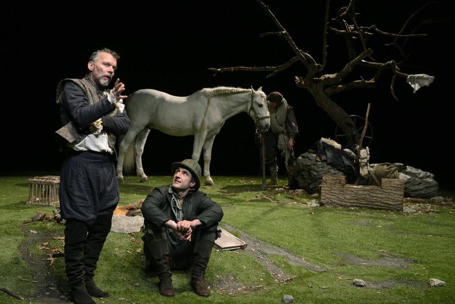 """Théâtre """"Voyage en Italie"""" (annulé) à Ollioules - 1"""