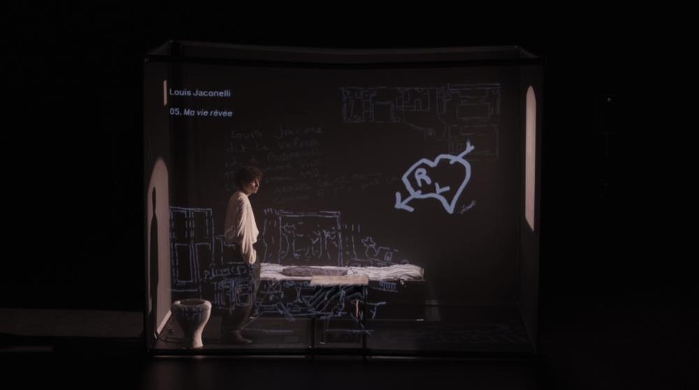 """Théâtre """"Murs de Fresnes"""", mise en scène Judith Depaule à Ollioules - 0"""
