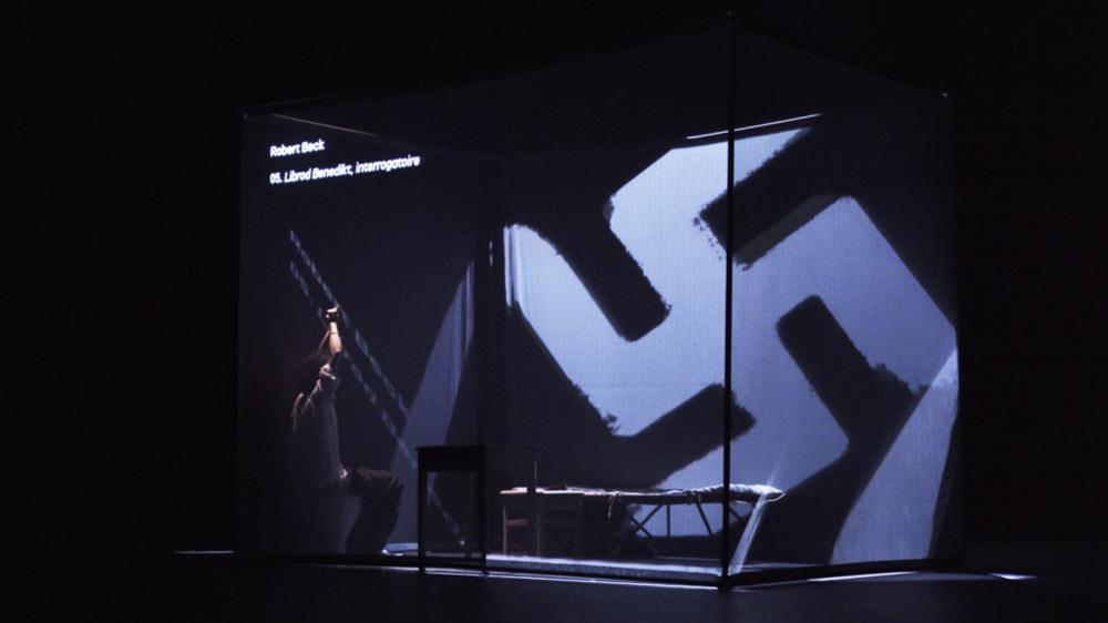 """Théâtre """"Murs de Fresnes"""", mise en scène Judith Depaule à Ollioules - 3"""
