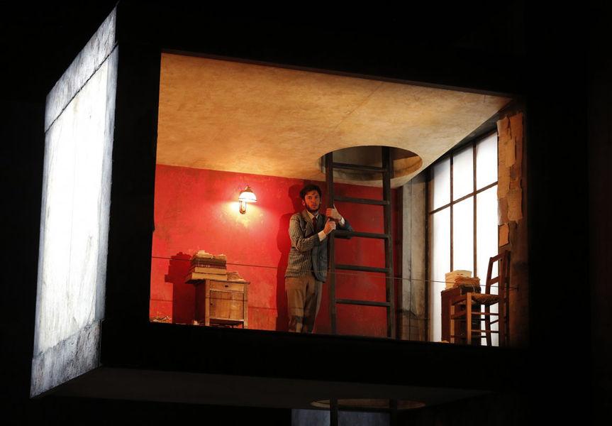 """Théâtre """"Un instant""""?, mise en scène Jean Bellorini à Ollioules - 0"""