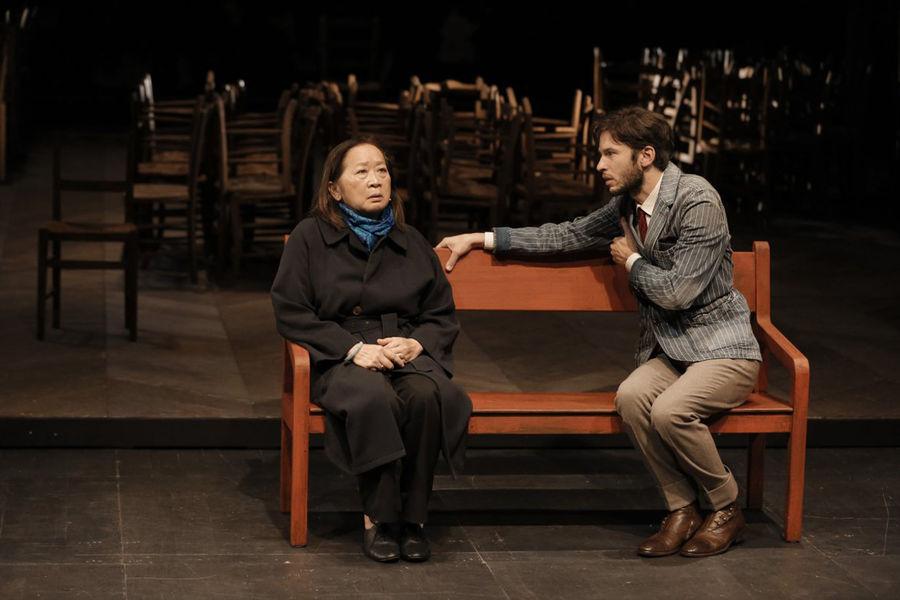 """Théâtre """"Un instant""""?, mise en scène Jean Bellorini à Ollioules - 1"""