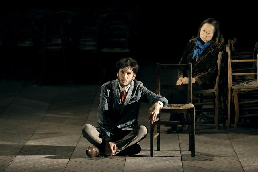 """Théâtre """"Un instant""""?, mise en scène Jean Bellorini à Ollioules - 2"""