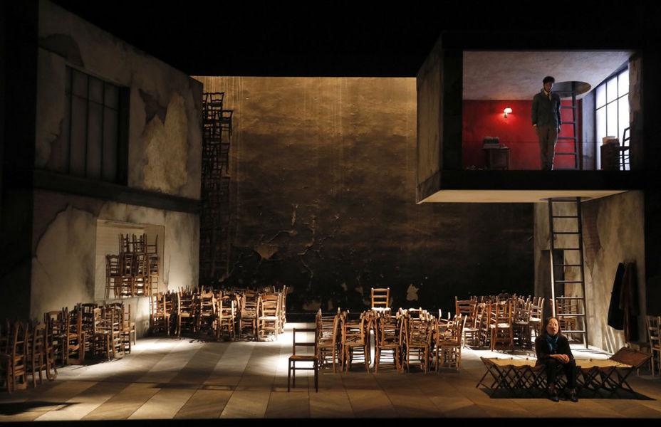 """Théâtre """"Un instant""""?, mise en scène Jean Bellorini à Ollioules - 3"""