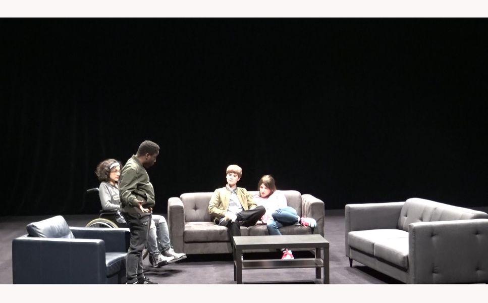 """Création théâtrale """"Contes et légendes"""" de Joël Pommerat à Ollioules - 2"""