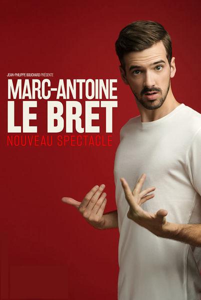 Marc Antoine Le Bret: One Man Show à Hyères - 0
