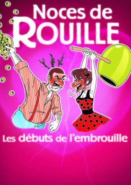 Spectacle St Valentin – Noces de Rouille à Toulon - 2
