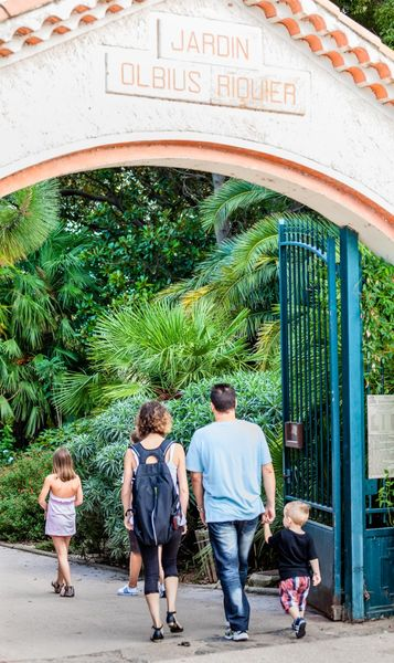 Little tales from the garden (special children's guided tour) à Hyères - 0