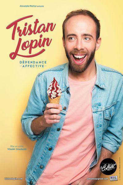 Spectacle – Tristan Lopin « Dépendance affective » à Toulon - 0
