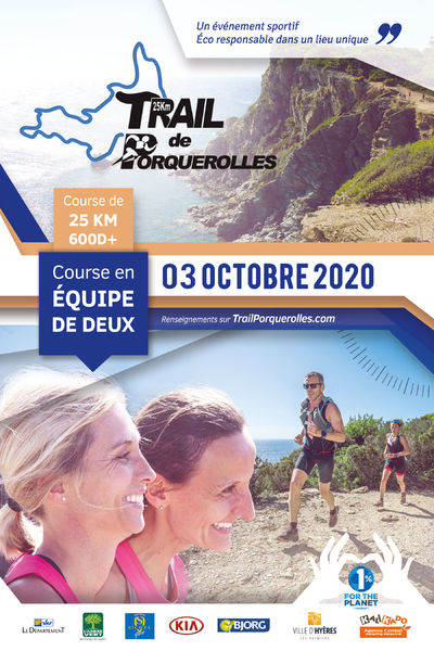 Porquerolles trail à Hyères - 0