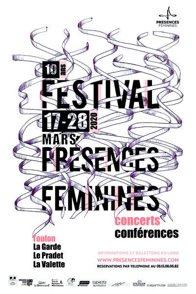 10e Festival Présences Féminines à Toulon - 0