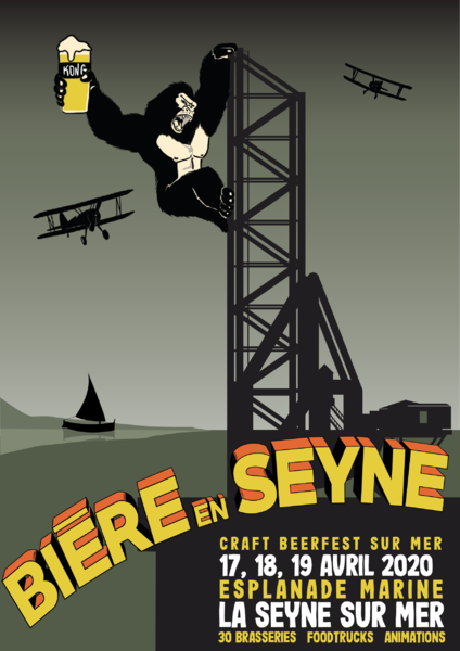"Canceled and postponed: Beer in Seyne ""Craft Beerfest sur Mer"" à La Seyne-sur-Mer - 0"