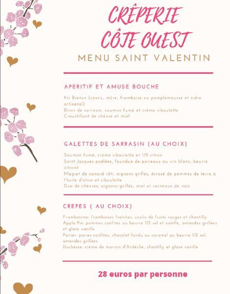 Saint Valentin au restaurants du Pradet à Le Pradet - 4