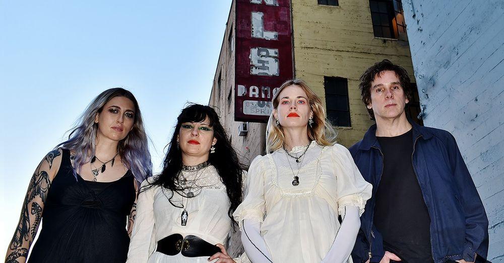 Annulé : Concert de Death Valley Girls + Guests à Six-Fours-les-Plages - 0