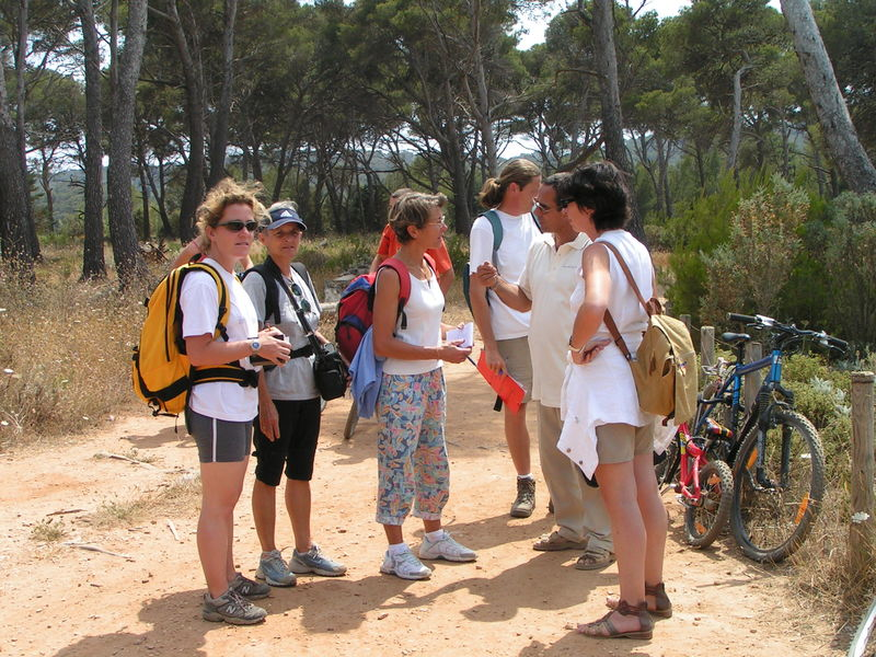 Guided tour: discovery of Porquerolles à Hyères - 2