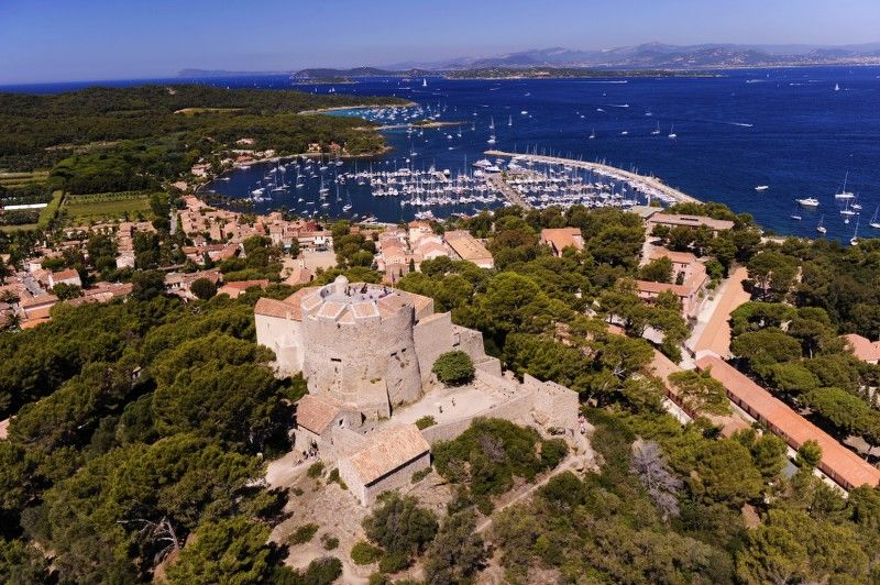 Guided tour: discovery of Porquerolles à Hyères - 3