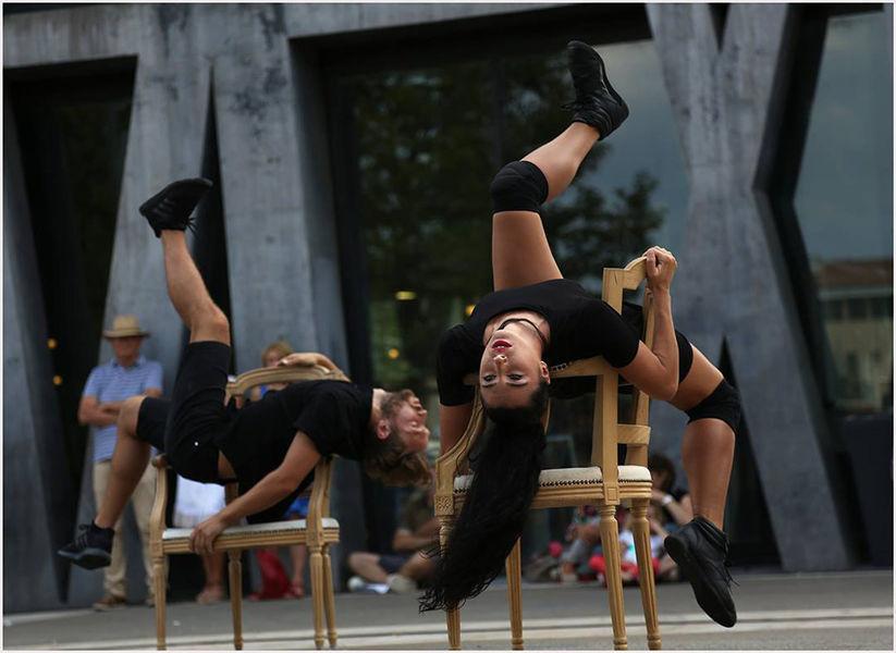 """Danse """"G.U.I.D Ballet Preljocaj"""" à Ollioules - 0"""
