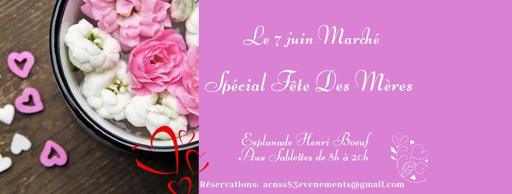 Marché spécial Fête des Mères à La Seyne-sur-Mer - 0