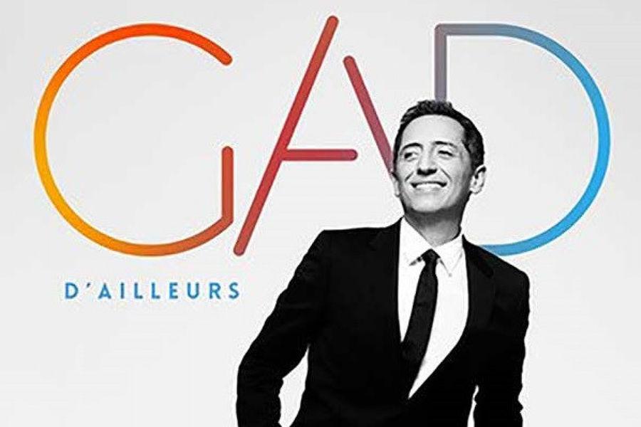 Gad Elmaleh – One Man Show à Hyères - 0
