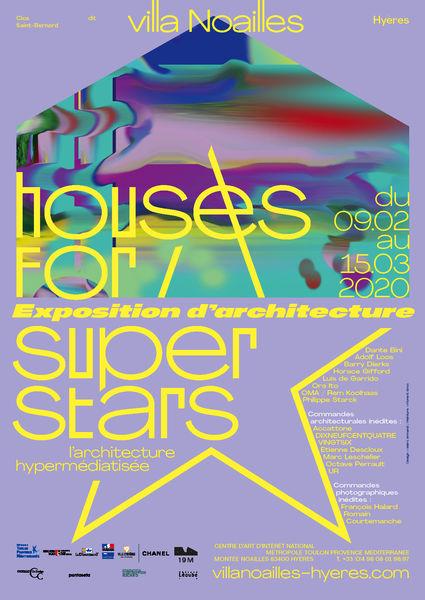 Houses for superstars in Villa Noailles à Hyères - 0