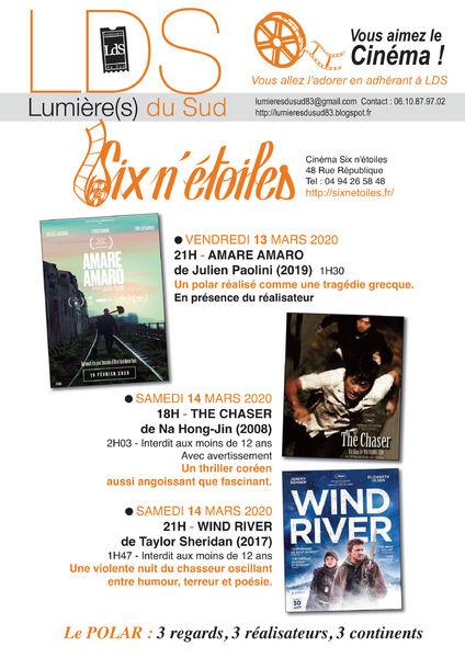 """Festival """"Le Polar"""" à Six-Fours-les-Plages - 0"""