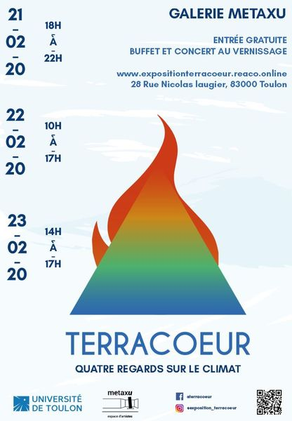 Artistes à découvrir / Terracoeur – Quatre regards sur le climat à Toulon - 0