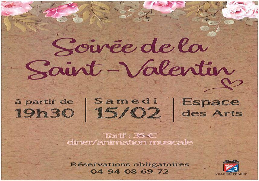 Saint Valentin au restaurants du Pradet à Le Pradet - 7