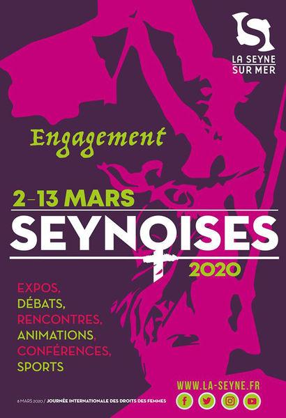 """Semaine des Droits des Femmes """"L'Engagement"""" à La Seyne-sur-Mer - 0"""