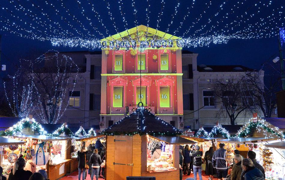 Christmas market à La Garde - 2
