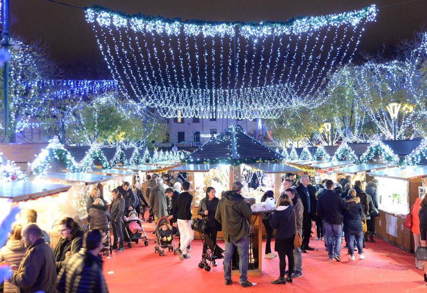 Christmas market à La Garde - 0