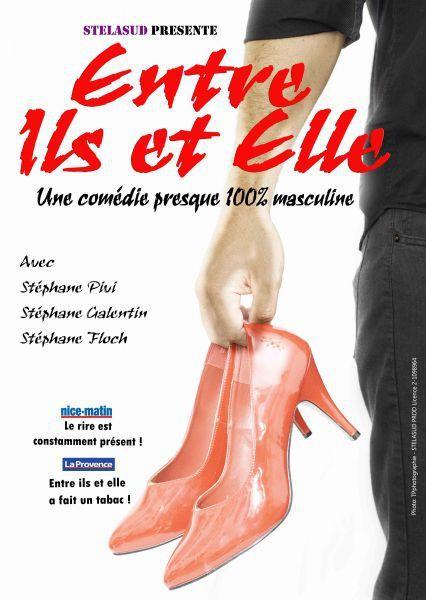Spectacle – Entre Ils et Elles à Toulon - 0