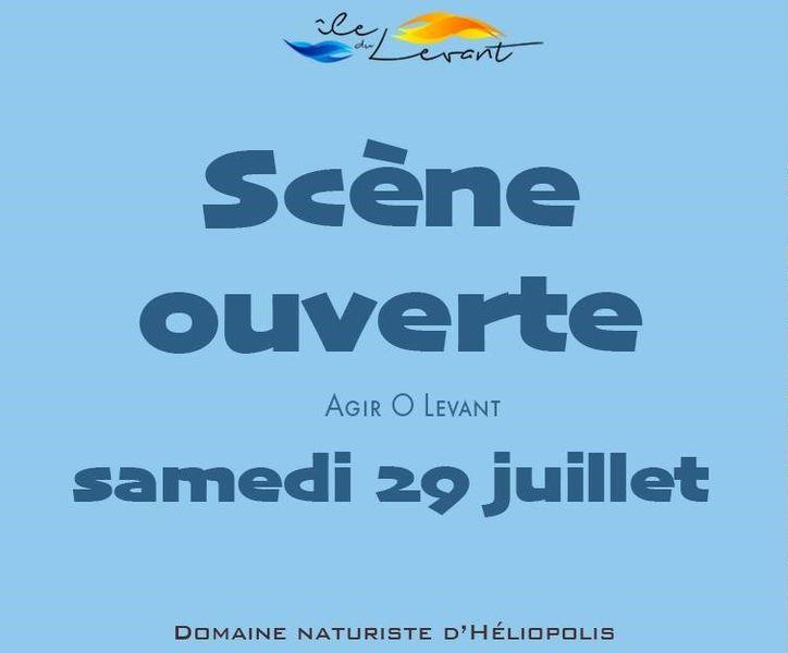Open stage à Hyères - 0