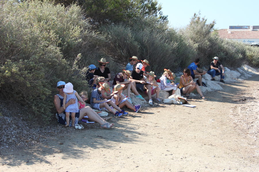 """Kid's field trip """"In the shoes of an explorer"""" à Six-Fours-les-Plages - 7"""
